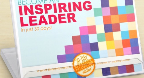 Mission Possible: 30-Day Challenge to a Better Workplace and a Better YOU!