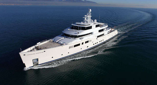 Does the eco-friendly superyacht exist?