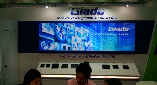 COMPUTEX Taipei: Giada brings looks to correlate consumer success into digital signage systems