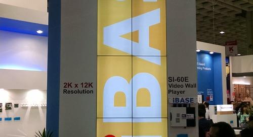 COMPUTEX Taipei: iBASE boasts big win in digital signage