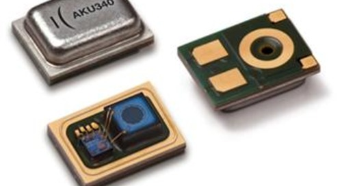 Sensors Expo 2015: Bosch Sensortec and subsidiary Akustica bring new waves of MEMS to market