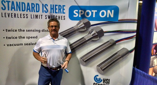 Sensors Expo 2015: HSI Sensing experience lends itself to deep industrial sensing