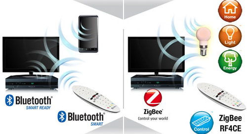 Bluetooth Smart and ZigBee: If you can't beat them, join them