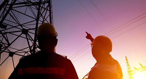 Powering the Internet of Things via energy harvesting