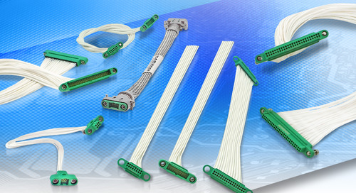 Harwin Expands Portfolio of Cable Assemblies, Gecko-SL Products