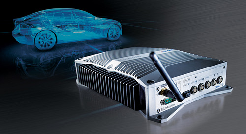 dSPACE Introduces MicroAutoBox, Compact In-Vehicle Prototyping System