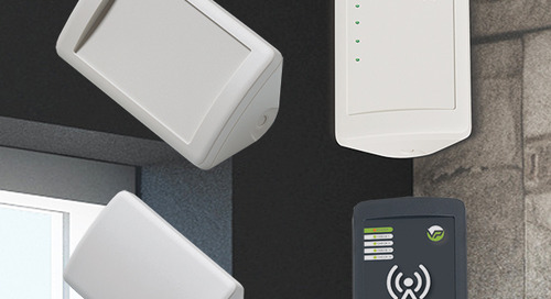 OKW Enclosures Releases SMART-CONTROL, Electronic Enclosures for Corners