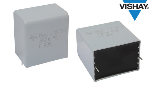 Vishay Intertechnology AC and Pulse Film Capacitors Serve Automotive Applications