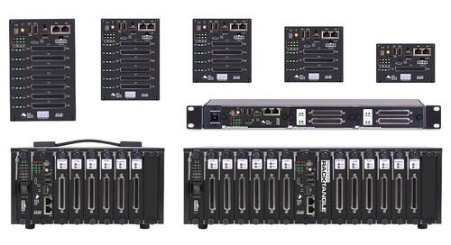 Programmable Automation Controllers Feature Dual Core ARM processors and new HMI features