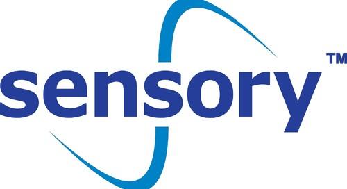 Sensory Releases Cross-Platform Wake Word AI