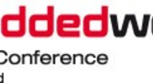 Embedded World Panel Sessions Announced