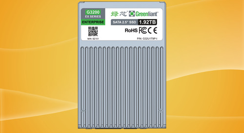 Greenliant's NVMe U.2 EnduroSLC Industrial Enterprise SSDs Provide High Performance and Endurance