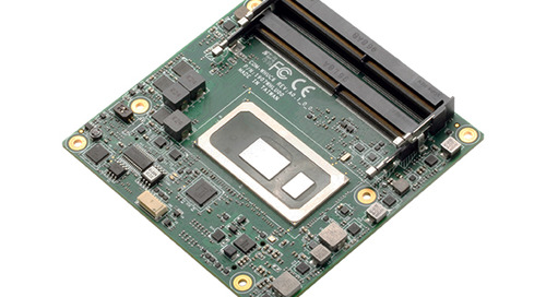Industrial Power on Module from AAEON