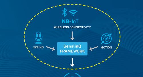 CEVA Debuts SenslinQ Platform to Streamline Development of Contextually Aware IoT Devices