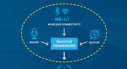 CEVA Debuts SenslinQ Platform to Streamline Development of Contextually Aware IoT Devices