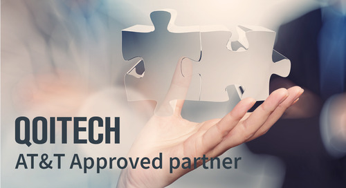 Qoitech Approved to Help Companies Launch Low Power, Cellular IoT Devices on AT&T Network
