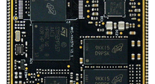MYIR Introduces $29 ARM SoM Powered by ST STM32MP1
