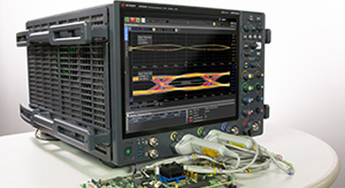 Keysight Announces the First Complete Design and Test Solution for Next Generation DDR5 Memory