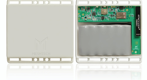 Environmental Asset Tracker Combines Cellular IoT and Bluetooth with a Five-Year Battery Life