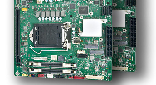 Mini ITX Board for Intel® Core processors of the 9th and 8th generation
