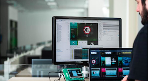 Crank Software and NXP Build UIs for Embedded Devices with Latest MCUXpresso SDK Release