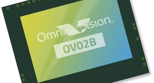 "OmniVision Announces New 12"" Wafer-Based Sensor for Mobile Cameras"