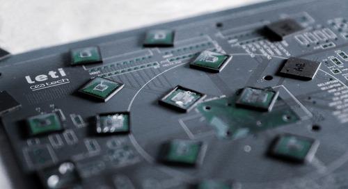CEA-Leti's Energy-Harvesting ICs Geared Toward Battery-Free Sensor Systems