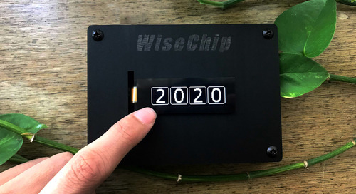 WiseChip Launching Touch OLED Display Series Products at Embedded World 2020