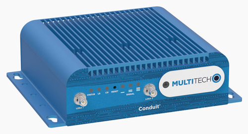 MultiTech Debuts Conduit 300 Gateway Developer Kit, Delivering Next-Gen Cloud Orchestration for Industrial IoT