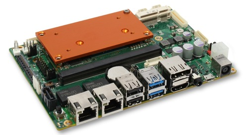 SMARC Modules Make New 3.5-inch Boards Scalable