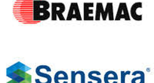 Sensera Signs World-Wide Distribution Agreement with Braemac to Extend Global Reach