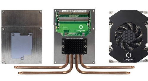 congatec Presents New Cooling Solutions for 100 Watt Edge Server Ecosystem