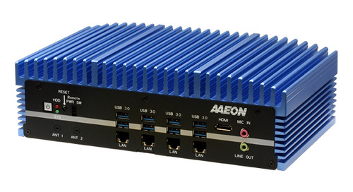AAEON Announced the BOXER-6641 for Industrial Computing