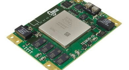 RFSoC Module and Baseboard Developed by Trenz Electronic GmbH