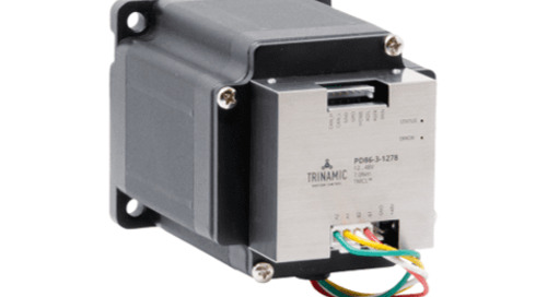 Trinamic Offers Two Scalable Driver Solutions for High-Power Stepper Motors