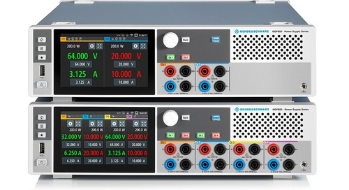 Newark Introduces NGP800 Series of Power Supplies from Rohde & Schwarz