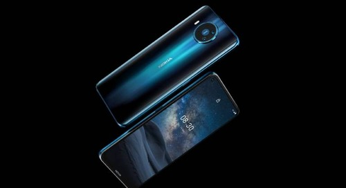 Pixelworks Powers PureDisplay in New Nokia 8.3 5G Smartphone