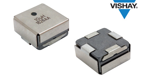 Vishay Intertechnology Expands Commercial and Automotive Grade IHLE Integrated E-Shield Inductors