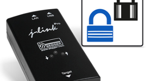 SEGGER's J-Link Remote Server Adds Encryption Capability