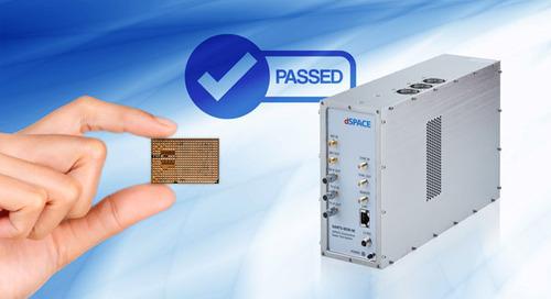 Uhnder and dSPACE Establish Cooperation for Radar Technology Development