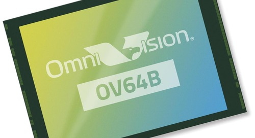 OmniVision Releases New Small-Size Image Sensor