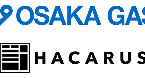 HACARUS Raises Series B Round Lead by Osaka Gas