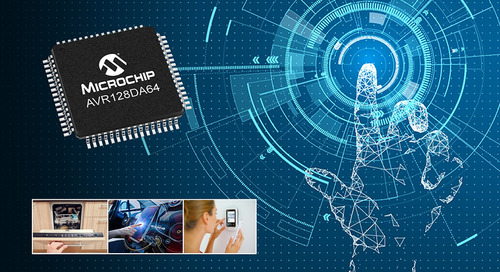 Microchip Announces New Family of Functional Safety Ready AVR DA Microcontrollers