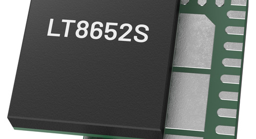 Analog Devices Releases Dual Silent Switcher Series
