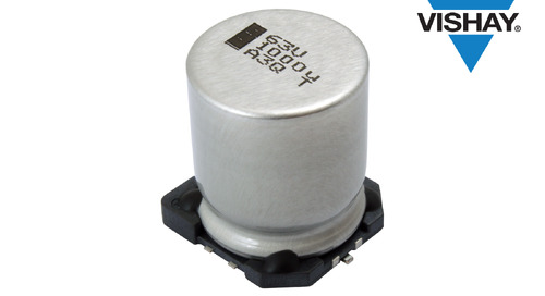 Vishay Intertechnology Introduces Two New Automotive Grade Aluminum Capacitors