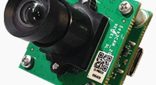 e-con Systems Launches 2MP Monochrome Global Shutter USB Camera