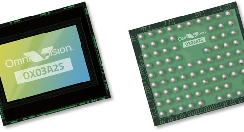 OmniVision Unveils First Automotive Image Sensor With Nyxel Technology