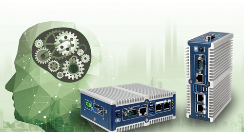 Small Embedded PC with AI Computing Power