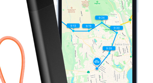 Invoxia GPS Tracker is available in the US