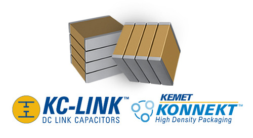 KEMET Extends KC-LINK Range Using KONNEKT High-Density Packaging Technology
